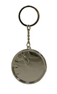 Watchmen Keychain Metal Doomsday Clock (Case 200)