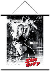 Sin City Wall Scroll Nancy (Case 48)