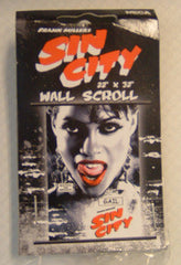 Sin City Wall Scroll Gail (Case 48)