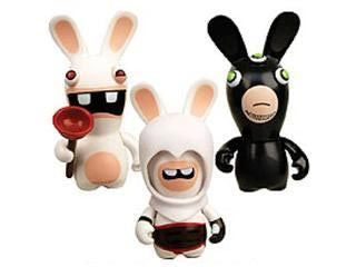 Raving Rabbids assort (8 pieces)