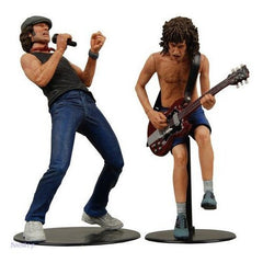 "AC/DC 7"" Action Figure 2 Pack"