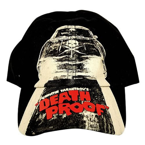 Grindhouse Baseball Cap Death Proof (Case 96)