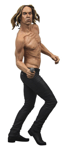 Neca Iggy Pop  Inch Action Figure