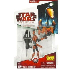 2009 Clone Wars: Rocket Battle Droid (Cw #03)