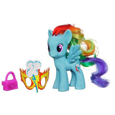 My Little Pony Rainbow Dash Masquerade Figure
