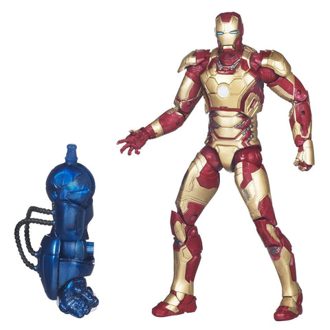Marvel Iron Man Marvel Legends Iron Man Mark 42 6 Inch Action Figure