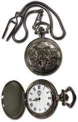 Black Butler Sebastians Replica Pocket Watch