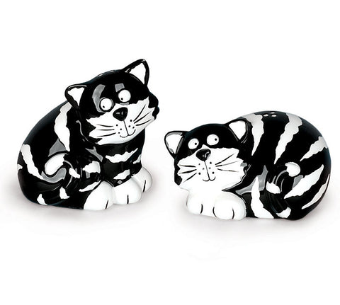 Chester The Cat Salt & Pepper Shakers