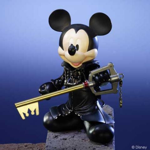 Kingdom Hearts II: King Mickey (Organization XIII) Play Arts Action Figure