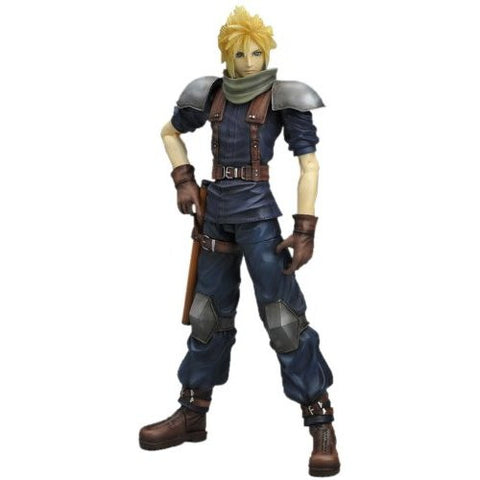 Final Fantasy Crisis Core Play Arts Action Figure Cloud Strife