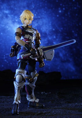 Star Ocean The Last Hope - Edge Maverick Play Arts Action Figure