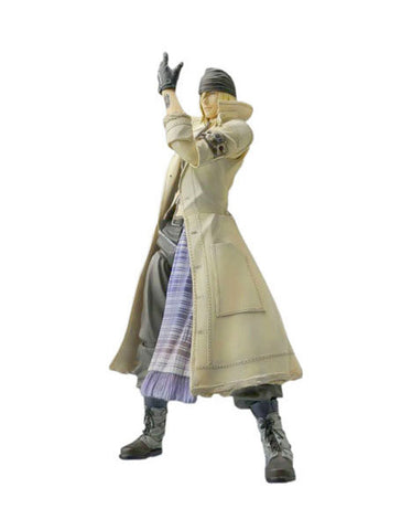 Final Fantasy XIII: Snow Play Arts Kai Action Figure