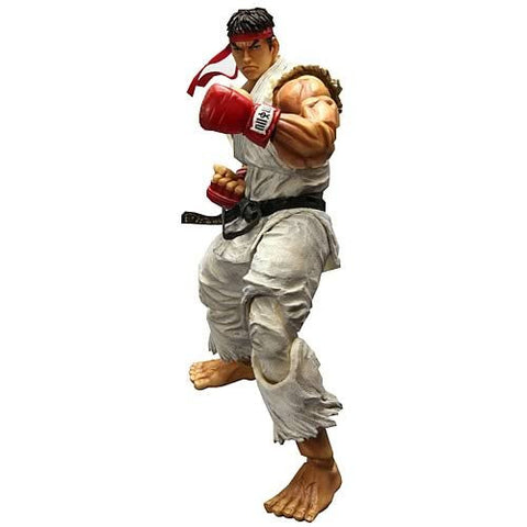 Super Street Fighter IV Square Enix Play Arts Kai Action Figure Ryu
