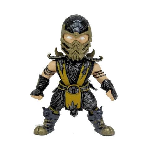 Mortal Kombat Super Deformed 2.75 Inch Scorpion Action Figure