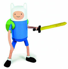 "Adventure Time 5"" Finn w/ Stretch Arms Action Figure"