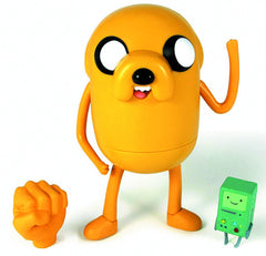 "Adventure Time 5"" Jake w/ Beemo Action Figure"