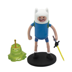 Adventure Time Finn with Slime Princess Action Figure