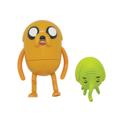 Adventure Time Jake with Treetrunks Action Figure
