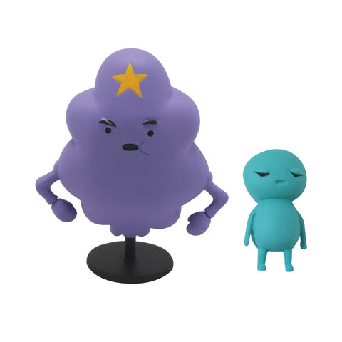 Adventure Time Lumpy Space Princess with Brad Action Figure