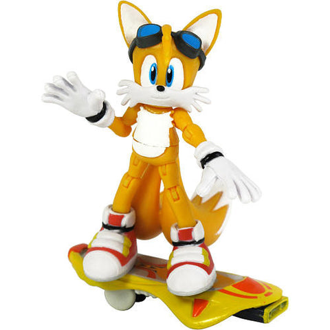 Sonic the Hedgehog Tails Free Riders Figurine