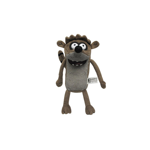 Regular Show Rigby 9 Inch Deluxe Pullstring Plush Toy
