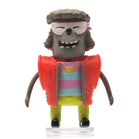 Regular Show Rigby With 80s Glasses Bobblehead