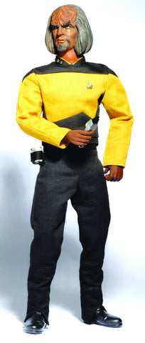Star Trek Next Generation Worf 1:6 Scale Action Figure