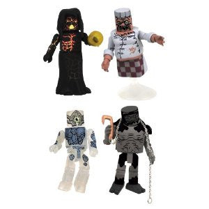 Diamond Select Ghostbusters III Video Game: Minimates Box Set