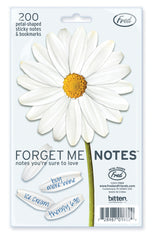 FORGET ME NOTES Sticky Pads