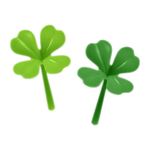Lucky Sprout Four Leaf Clover Bookmark