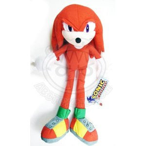 "Sonic The Hedgehog 13"" Knuckles Plush Figure"