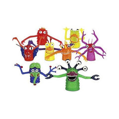 Monster Finger Puppets (1 Random)