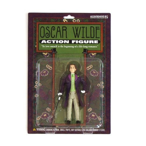 Oscar Wilde Action Figure