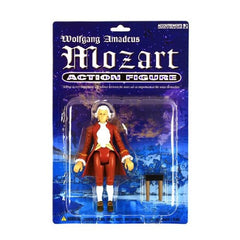 Mozart Action Figure