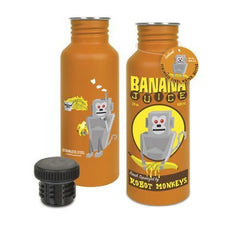 Banana Juice Water Bottle
