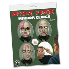 Zombie Mirror Clings