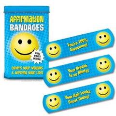 Affirmation Bandages
