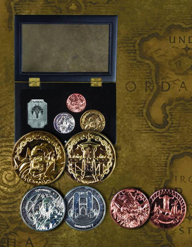 World of Warcraft: Horde Collectible Coin Set