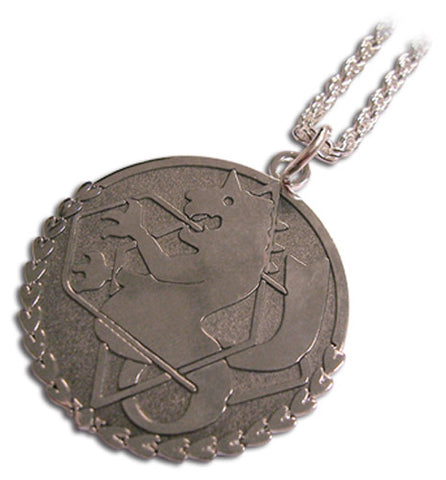 Fullmetal Alchemist Proof Icon Necklace