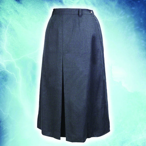 HARRY POTTER GREY SCHOOL SKIRT M