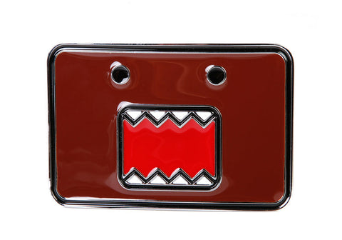 Domo Kun Big Face Mascot Belt Buckle
