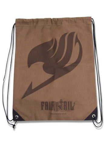 Fairy Tail Fairy Tail Insignia Drawstring Bag