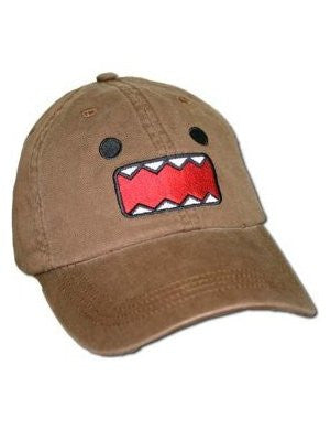 Domo-Kun Face Baseball Cap Hat