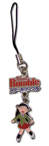School Rumble Tenma Love Struck Cell Phone Charm