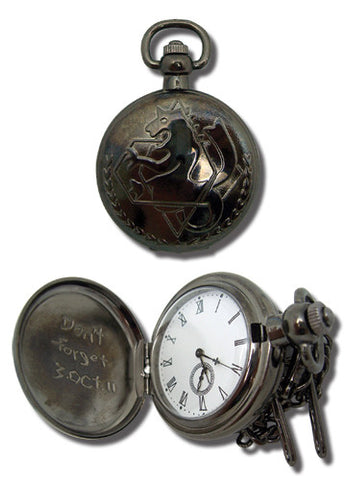 Fullmetal Alchemist Ed's Pocket Watch
