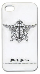 Black Butler Phantomhive Emblem Iphone Case