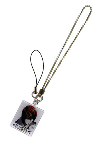 Death Note Light Pola Cell Phone Charm