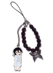 Bleach Rukia Prisoner & Hell Butterfly Cell Phone Strap