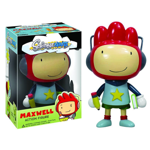 Scribblenauts Maxwell Action Figure