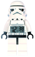 LEGO STAR WARS STORM TROOPER ALARM CLOCK